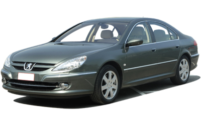 Alquiler coches Ibiza Peugeot 607