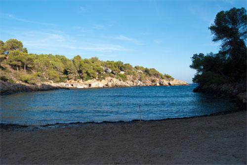 Cala Mastella Playas de Ibiza