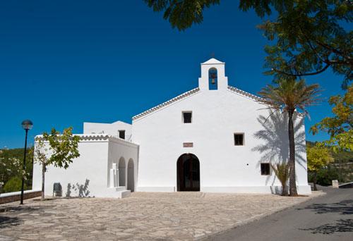 Turismo Ibiza Iglesia Sant Vicent