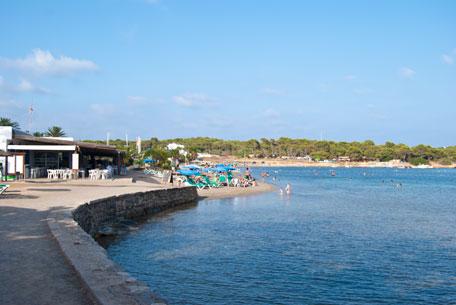 Playas de Can Martina Ibiza