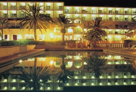 Hotel Naútico Ebeso en Ibiza