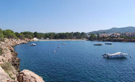 Port des Torrent Ibiza