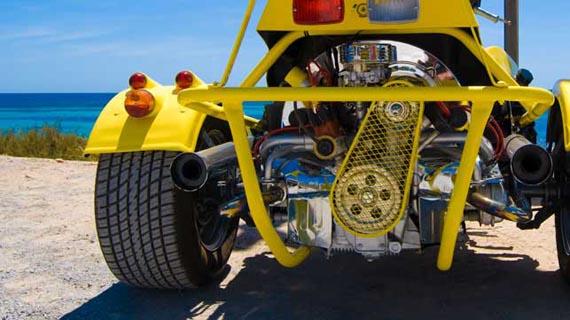 Alquiler de coches en Ibiza 2011