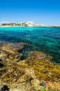 noleggio auto porto di Formentera