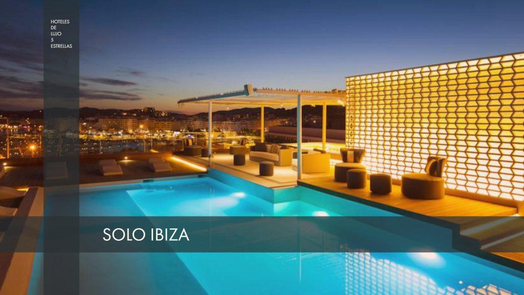 El mejor hotel de ibiza 5 estrellas de lujo solo ibiza - Hoteles en ibiza 5 estrellas ...