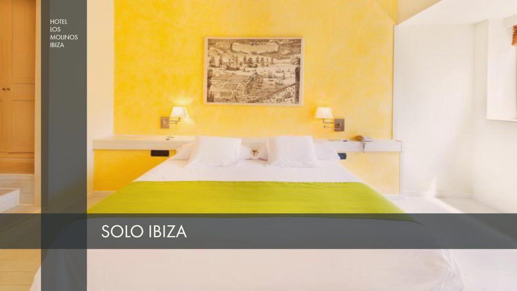 Hotel para Parejas en Ibiza