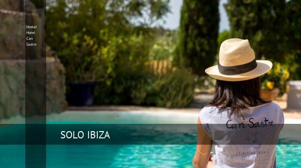 Hotel para adultos Can Sastre Ibiza